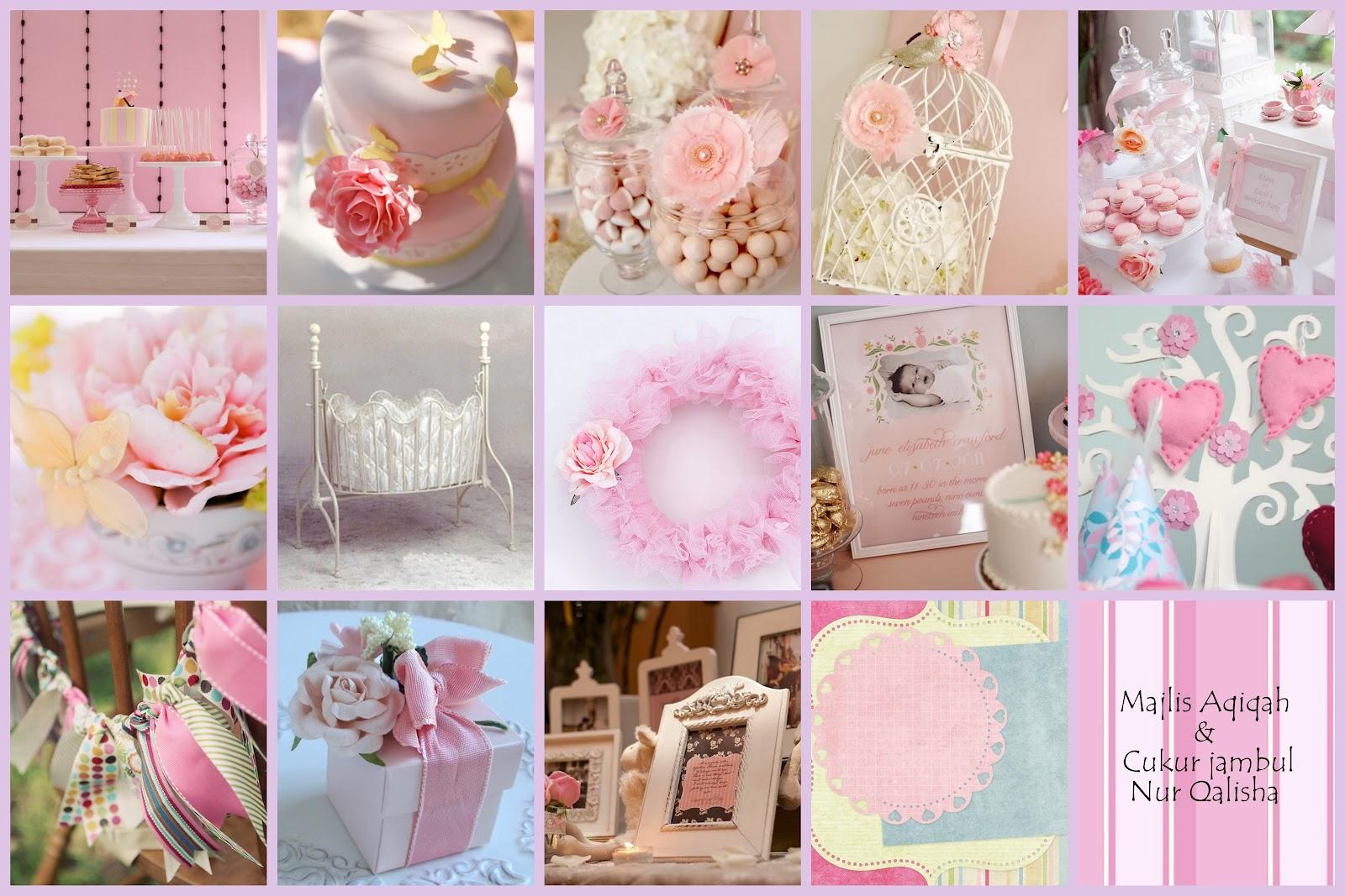 Mama tatara inspiration board aqiqah cukur jambul for Idea door gift cukur jambul