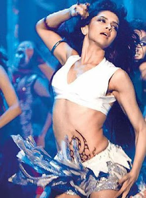 Deepika Padukone Tattoo Queen