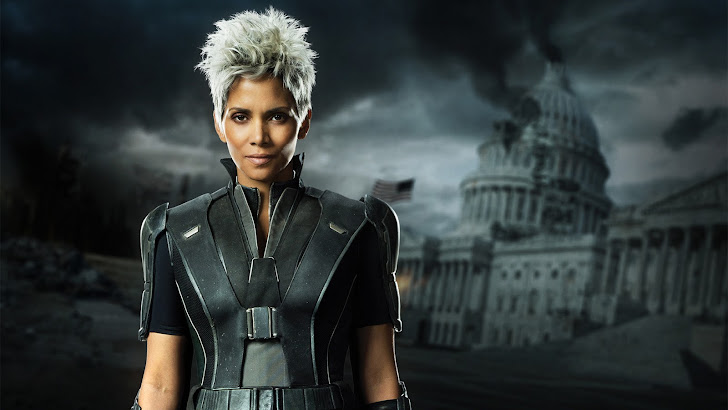 halle berry as storm in x men days of future past 2014