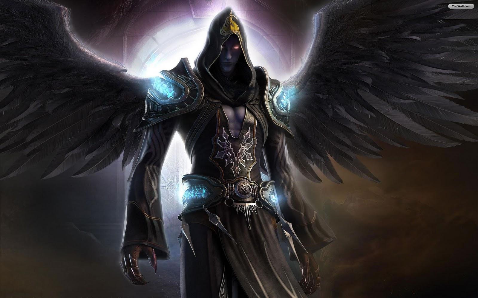 A Corte Celestial de Long Branch Dark+angel