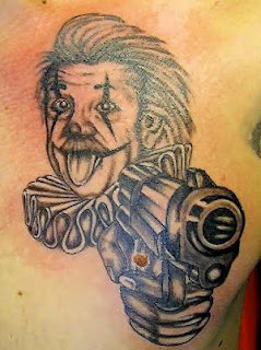 Clown Tattoo Designs for Boys and Girls