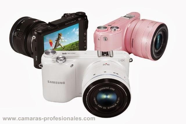 Nueva samsung smart camera nx2000