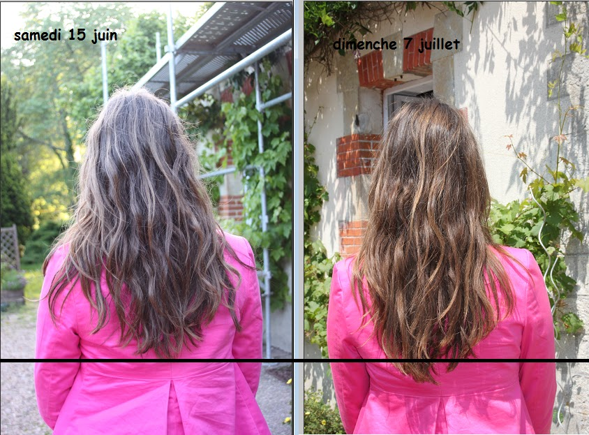 Repousse cheveux huile de ricin