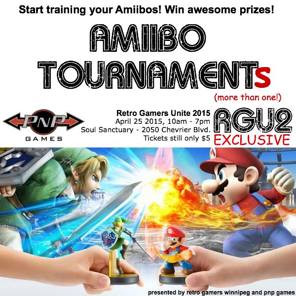 Amiibo Tournament 2015