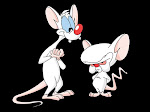 Pinky y Cerebro - Tom Ruegger