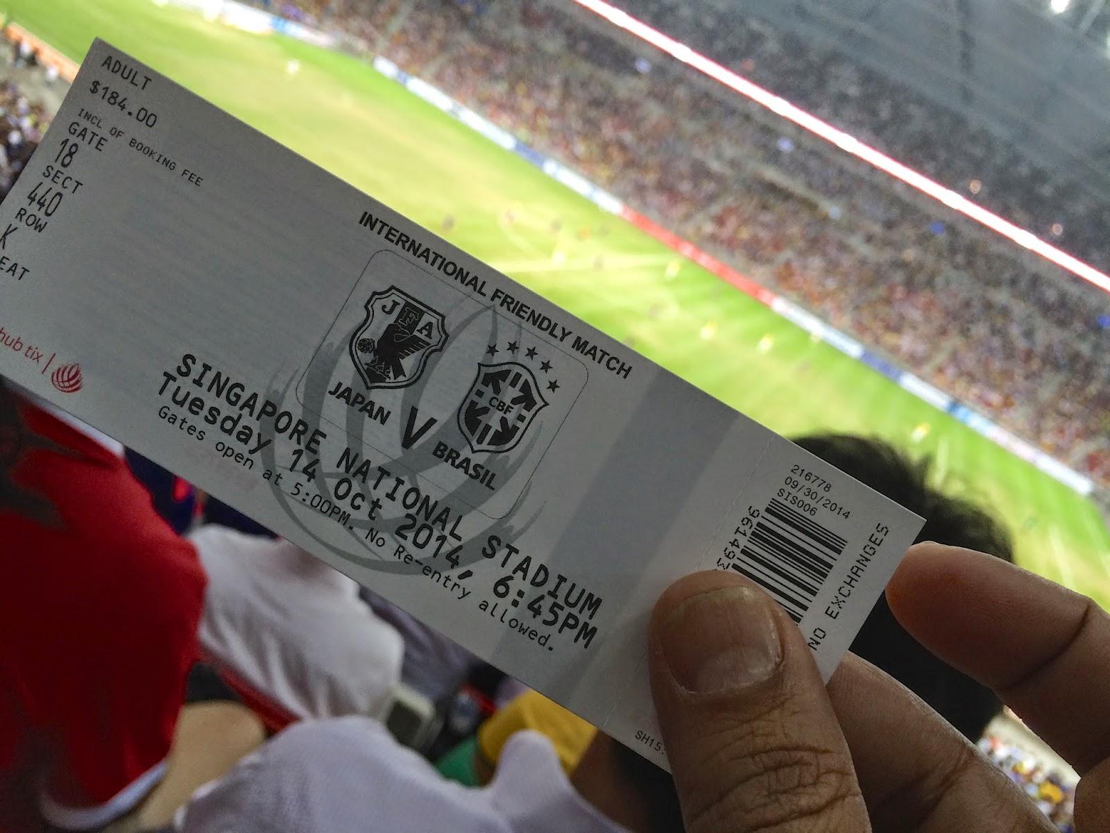 Singapore's new stadium