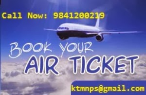 For Best Air Ticket Service : Contact us