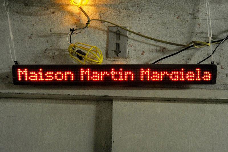 Maison Martin Margiela X H&m New York