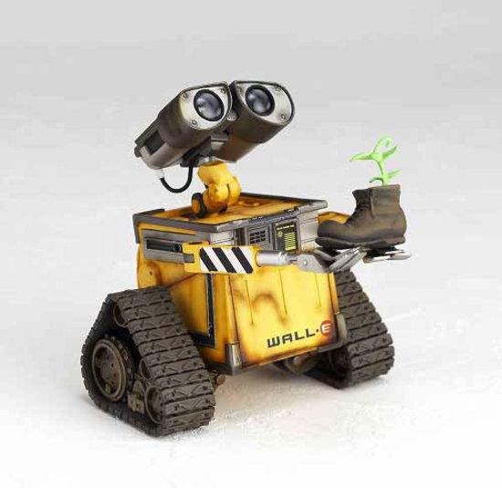Wall-E by Revoltech