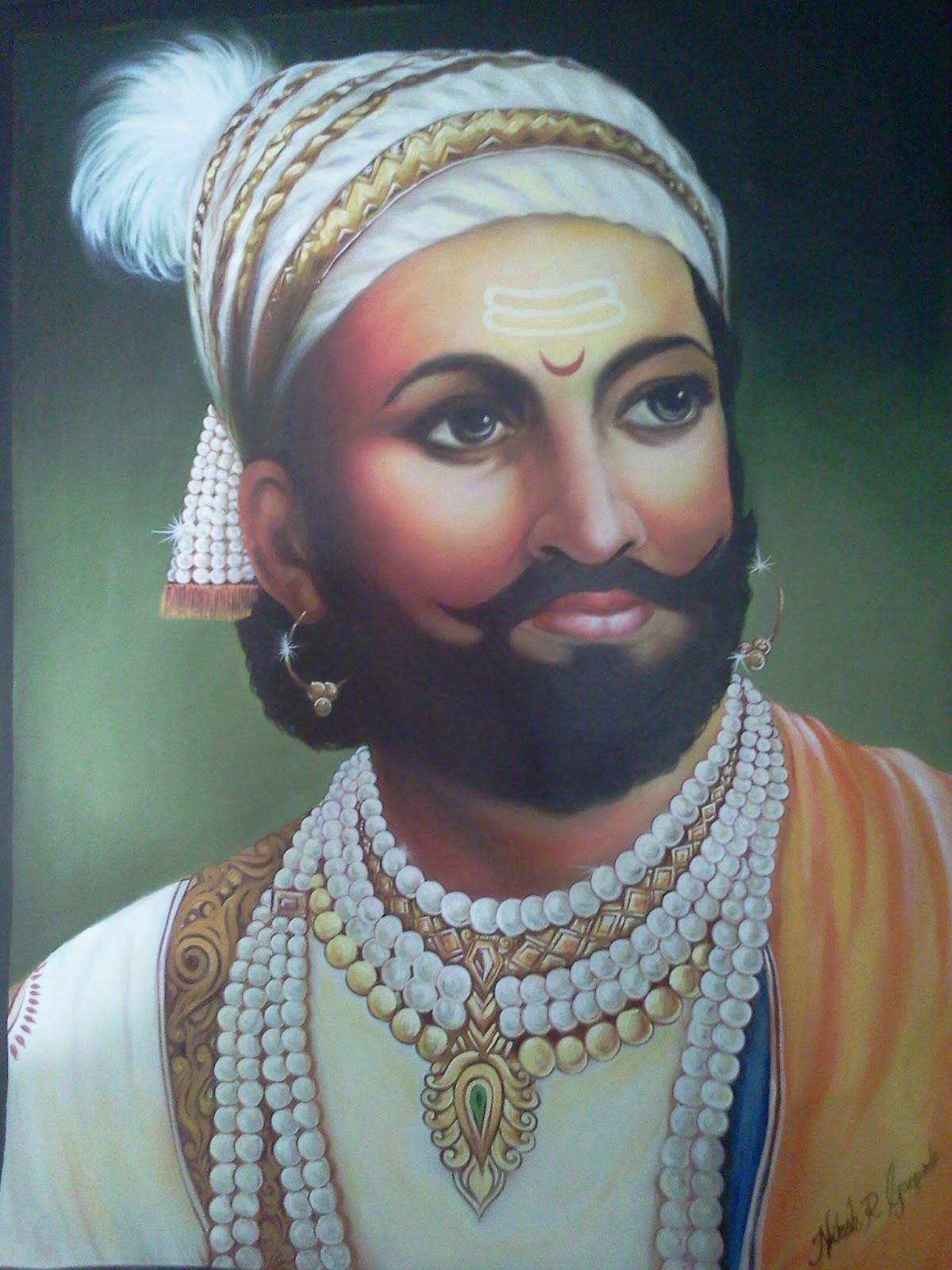 greatest persons chtrapati shivaji maharaj