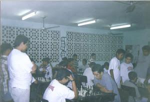 Jogos Estudantis de Açu, nov de 1998