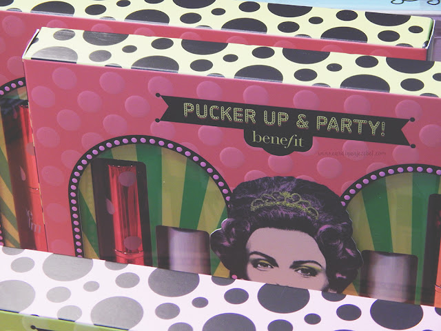 Benefit Pucker up & Party! Gift set