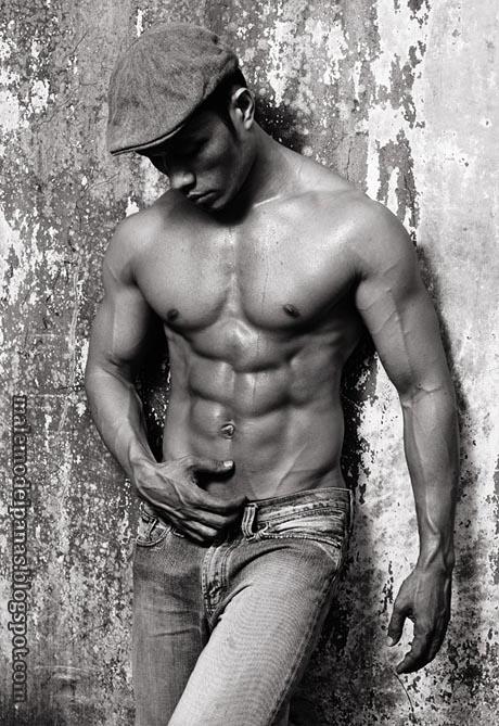 indonesian bodybuilder