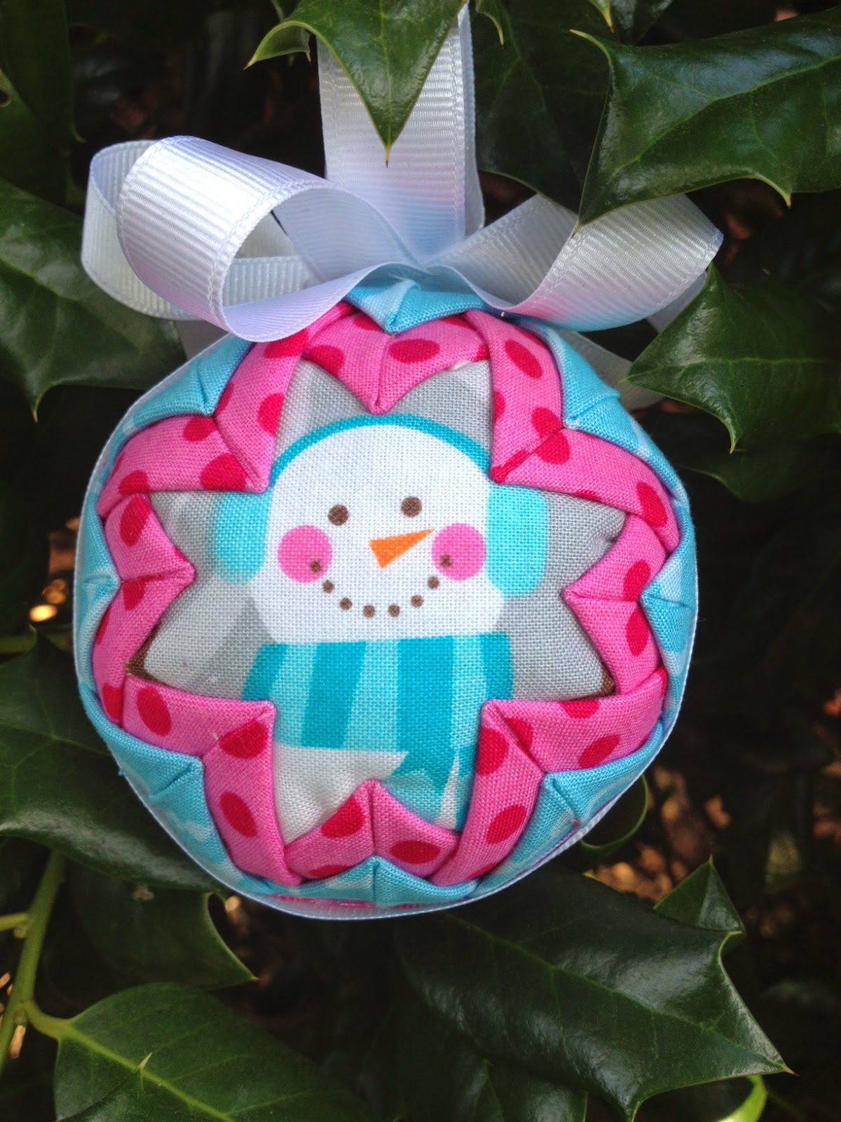 Create Kids Couture: Quilted Ornaments