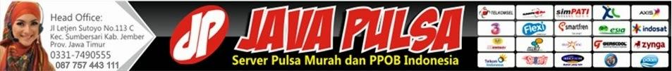 CV Java Pulsa Mencari Master Dealer