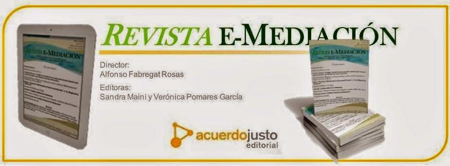 Revista E-Mediación