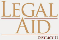 Welcome to Legal Aid - District 11!