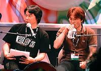 eiji aonuma and shigeru miyamoto Eiji Aonuma Discusses Shigeru Miyamoto