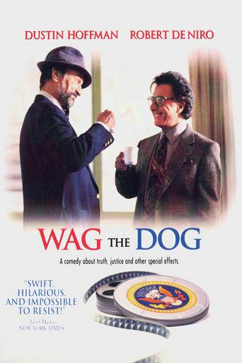 Wag the Dog (1997) tainies online oipeirates