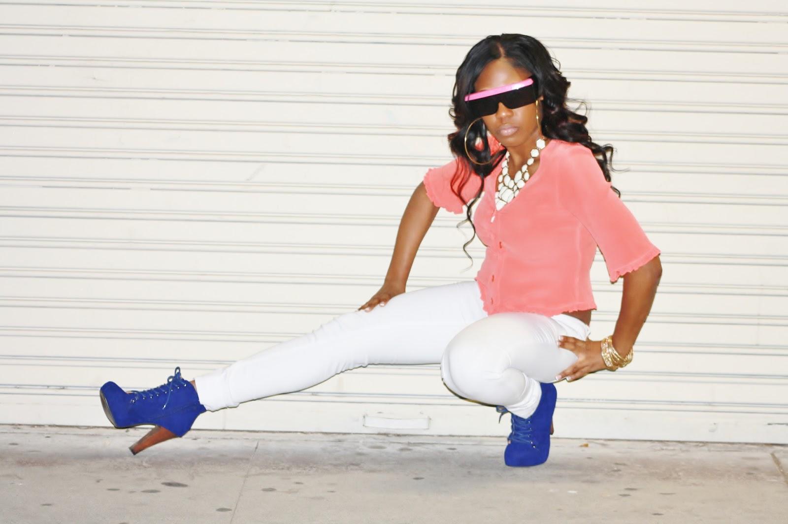 Fyne Girlz for lace n leopard: april 2012