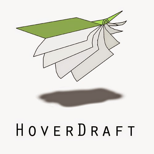 HoverDraft Event with Stephanie Watson and Guests 3/28/15 7:00pm