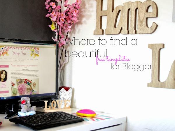 Къде да намерите хубави безплатни темплейти за blogger | Tips and Tricks