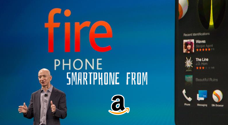 AMAZON FIRE PHONE LOGO