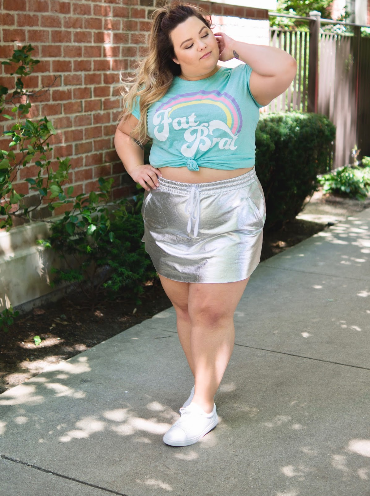 Fashion for fat girl 20