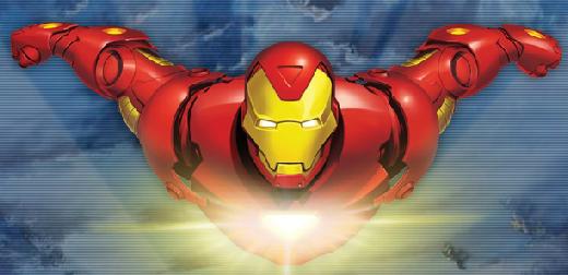 لعبة قتال ايرون مان Fighting Iron Man اون لاين - العاب اكشن 2014
