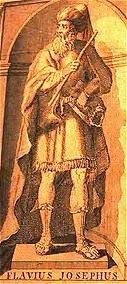 Titus Flavius Josephus ang manunulat ng kasaysayan ng Israel.
