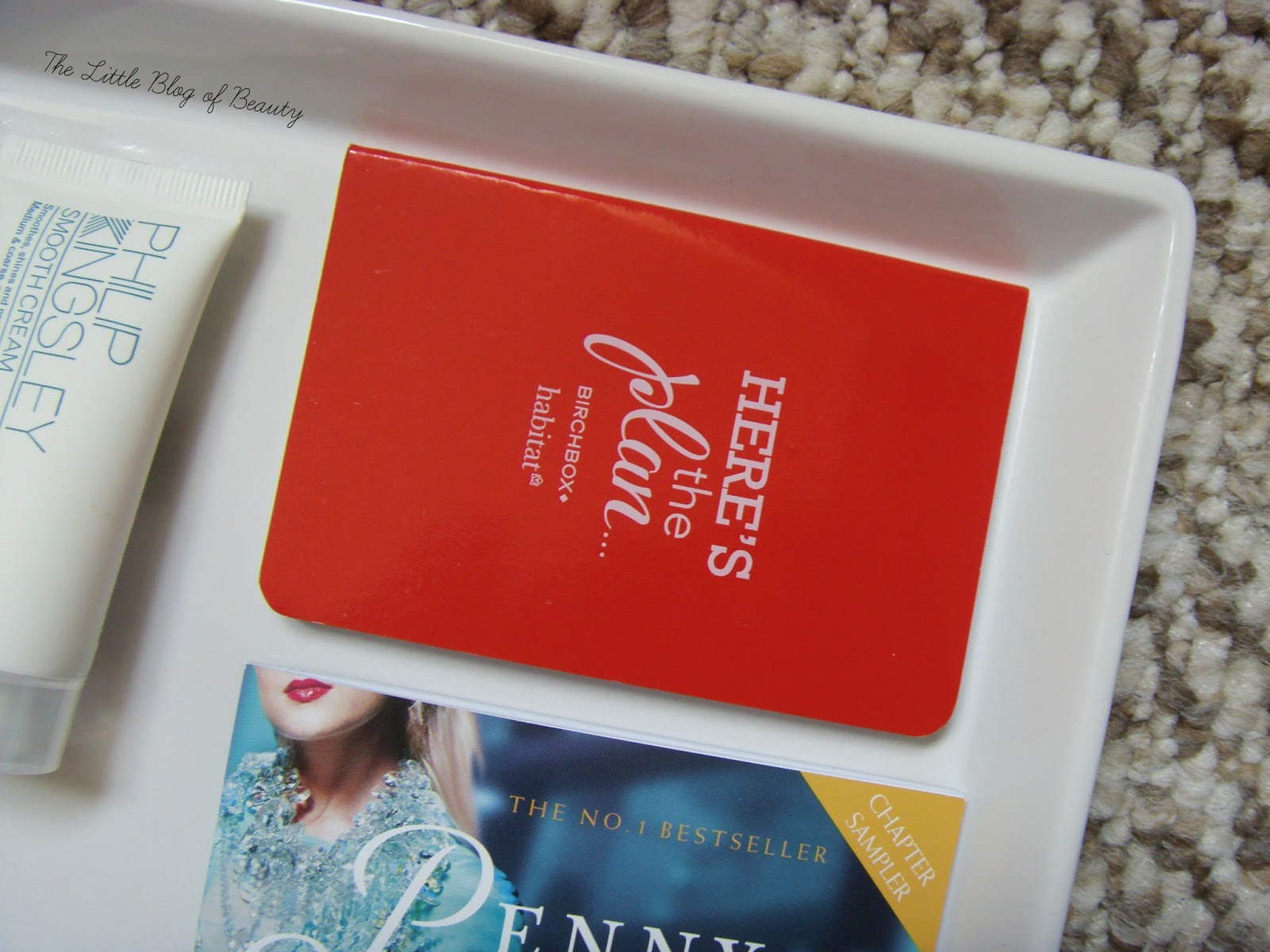 Birchbox March 2015 - 'Do try this at home' with Habitat