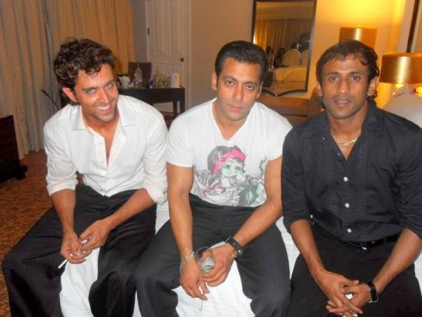 Salman Khan, Hrithik Roshan Drunked, Bollywood private party pictures