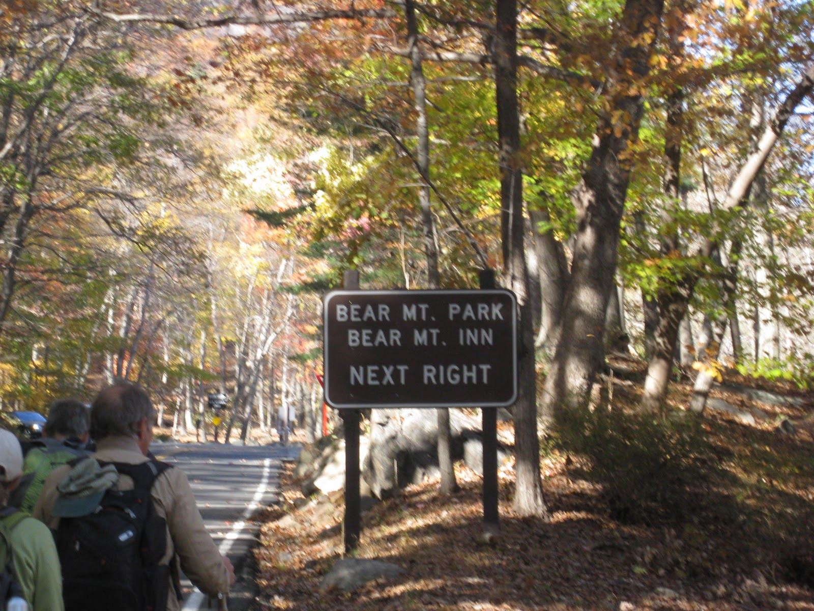 Trail Tramps: Hike Bear Mountain NY,Trails or Climb Steps to Top