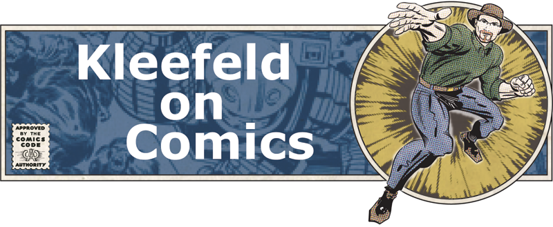 Kleefeld on Comics