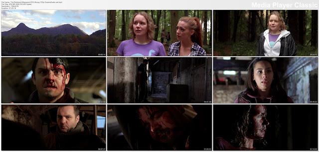 The Redwood Massacre 2014 Bluray 720p 625MB