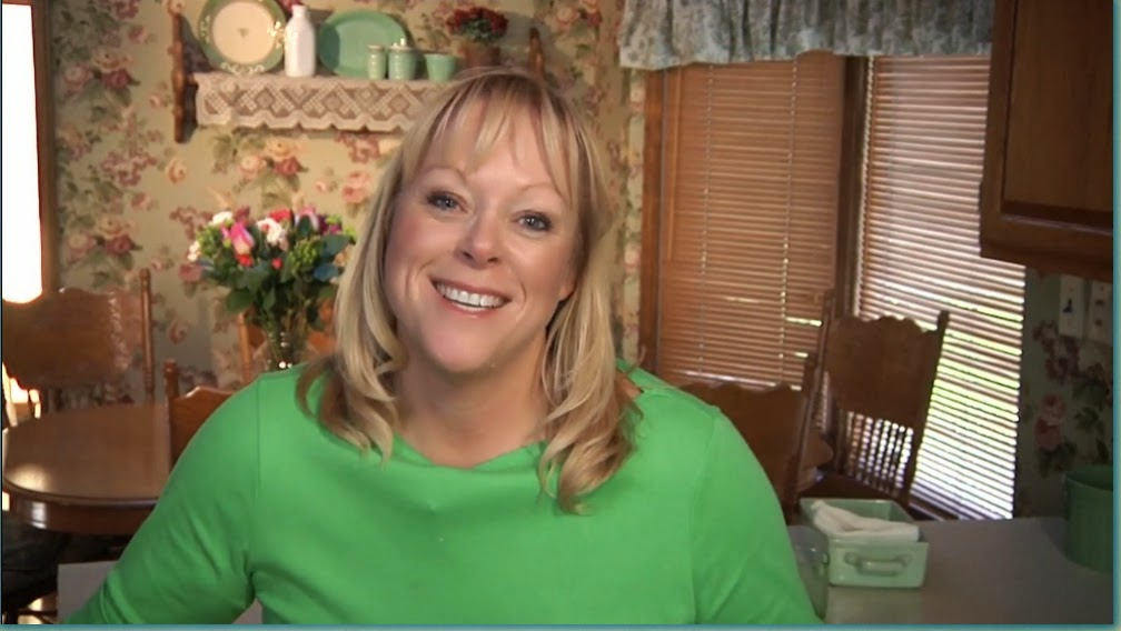 Donna Schwenk's telling about her kefir breakfast pudding recipe!
