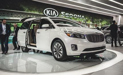 Kia Sedona 2014 Review