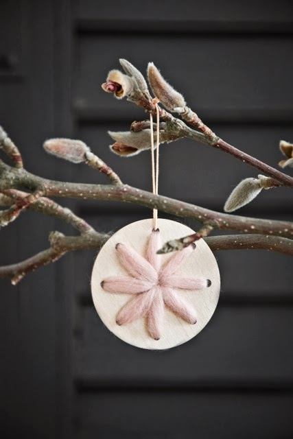 Atelier rue verte le blog d corations de no l fait for Decoration de noel fait main