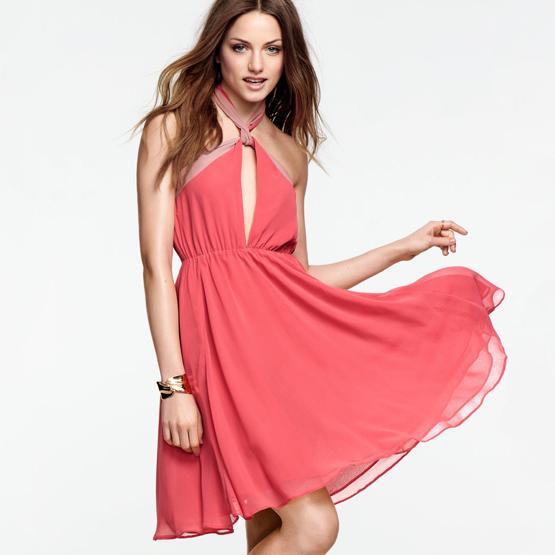 vestidos de fiesta primavera verano 2011 H&M