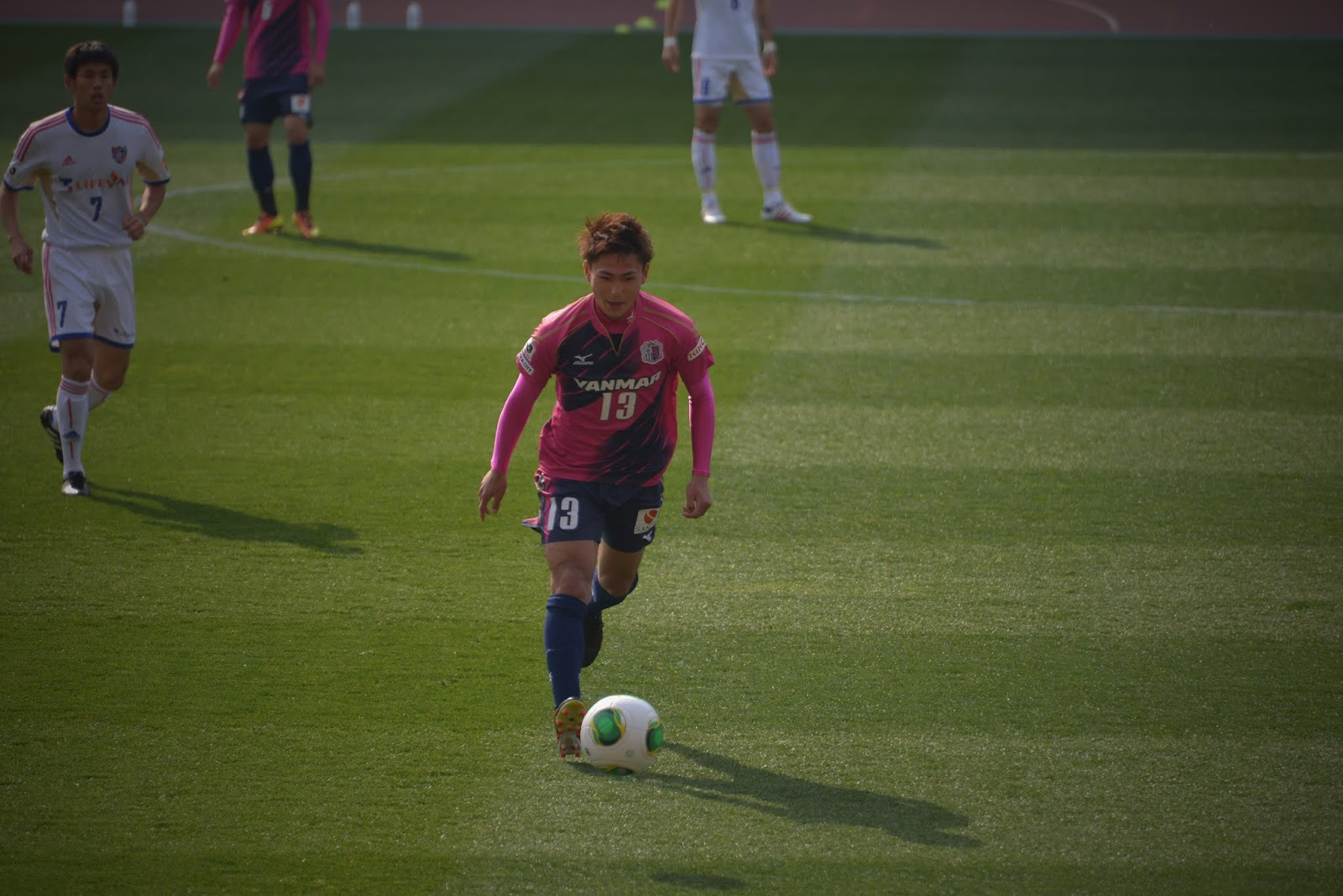 セレッソ大阪狂乱観戦記 O lunat...