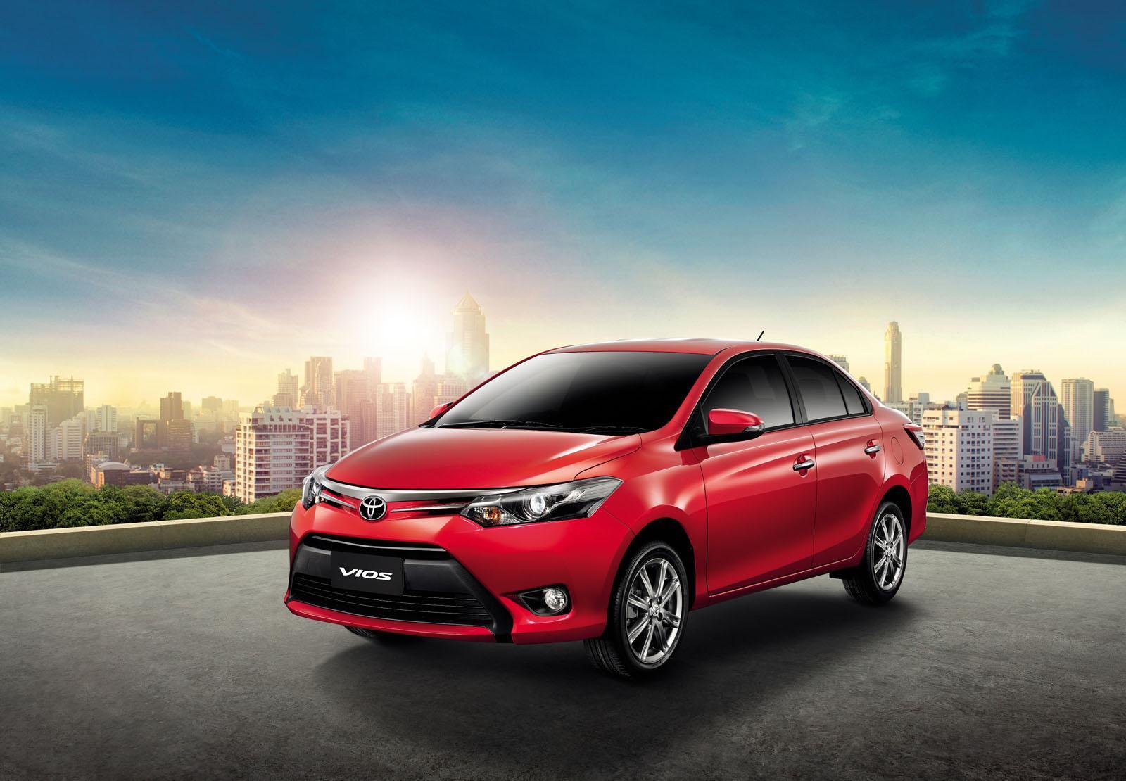 novo Toyota Vios 2014