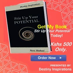 Stir Up Your Potential Book - Order Now!