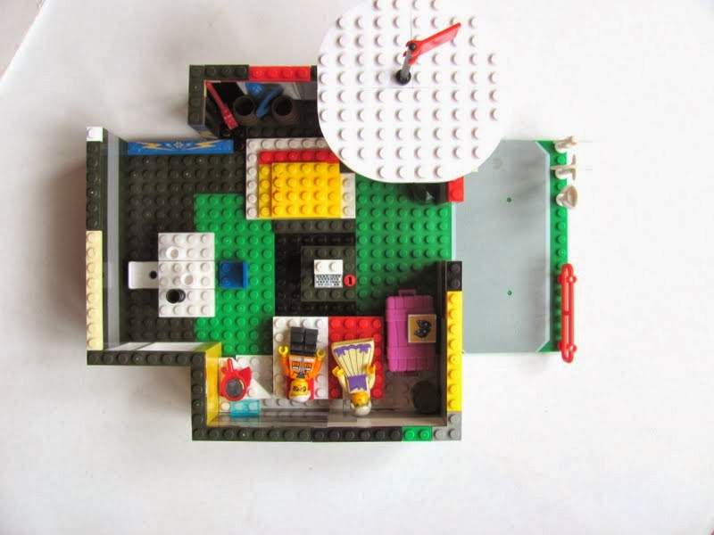 дом из Лего