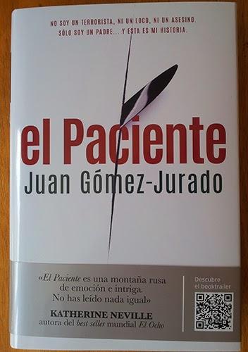 El paciente de Juan Gómez-Jurado IMM Marzo 2014