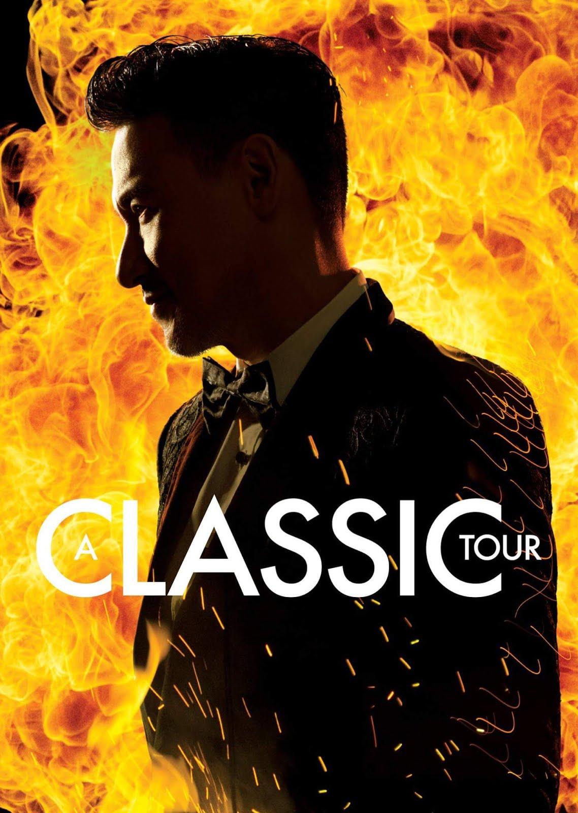 Jacky Cheung 2016 - 2018 Concert