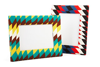 Duro Olowu jcpenney collabo - Green and red geo print frame - iloveankara.blogspot.co.uk