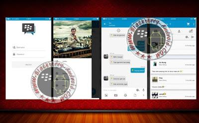 BBM Official Mod Tema Standar v2.10.0.35 Fitur Lengkap