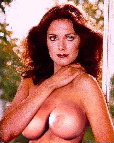 pose nude ever lynda carter did
