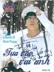 Album Tựa Vào Vai Anh - Khánh Phương