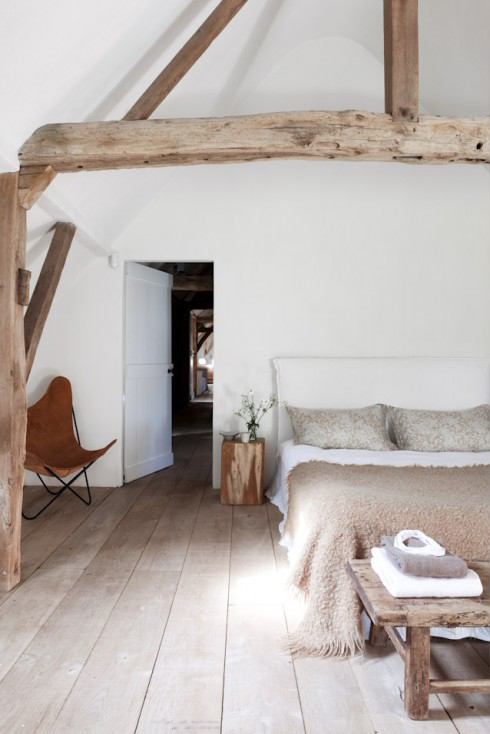 I Love The Natural Details In All These Inviting White Interiors Simply  Because This Is My ...